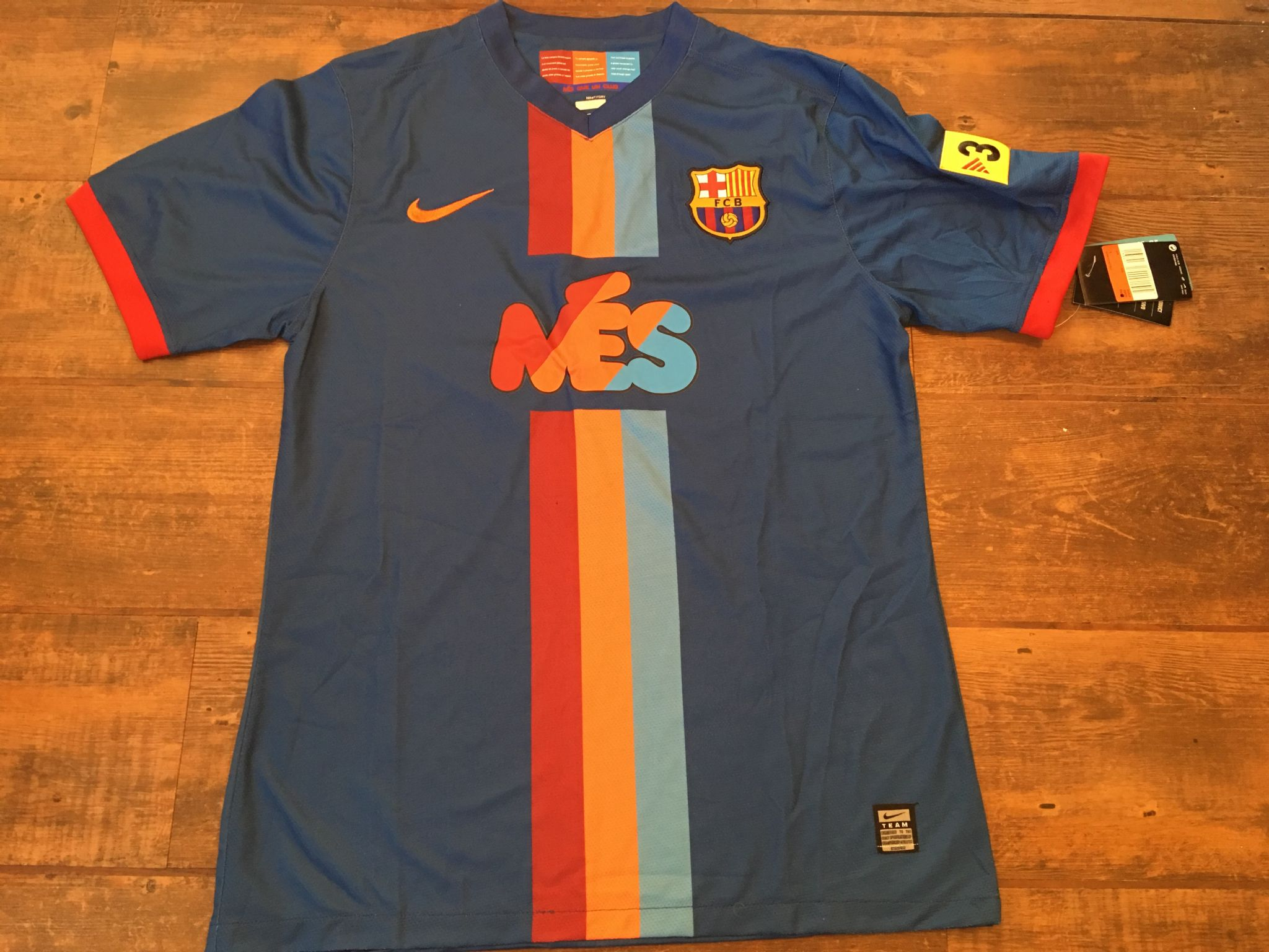 on sale 912c4 9a1a9 Barcelona Soccer Jerseys Near Me